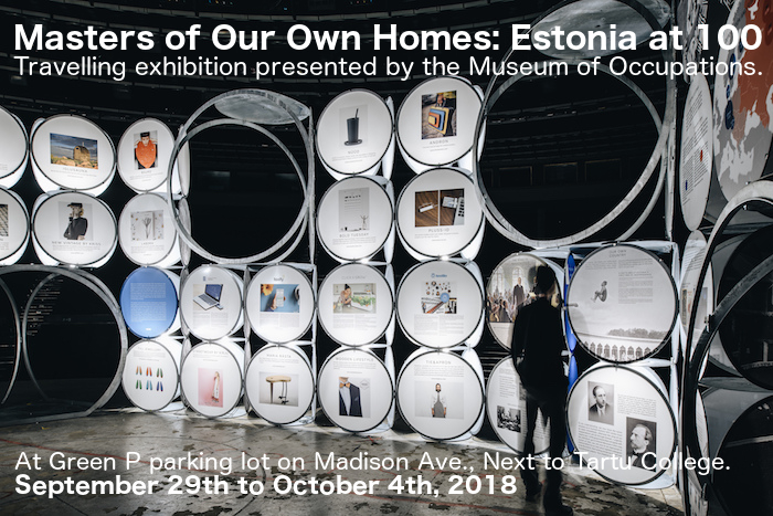 Masters of Our Own Homes 2018