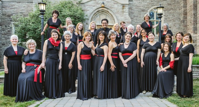 The Oriana Women's Choir