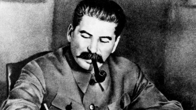 Joseph Stalin. Photo: www.wikipedia.org