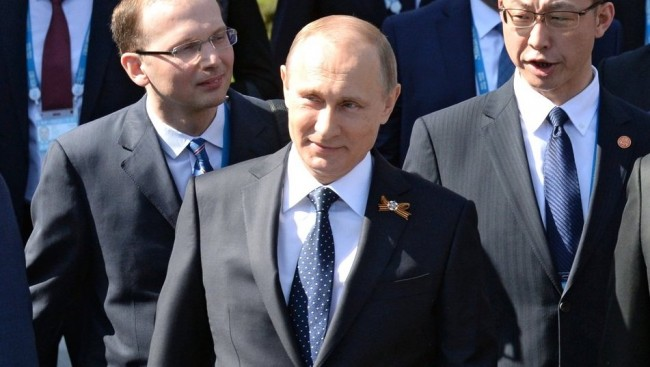 Vladimir Putin - photo: www.wikipedia.org (2015)