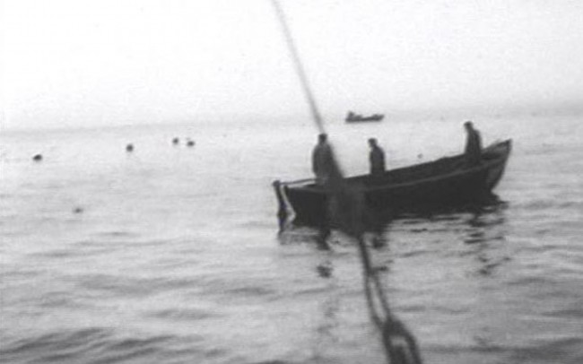 Many Estonians fled in nothing more than wooden fishing boats. Photo is illustrative. Many Estonians fled in nothing more than wooden fishing boats. Photo is illustrative. Source: ERR News