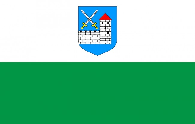 Flag of Ida-Viru County