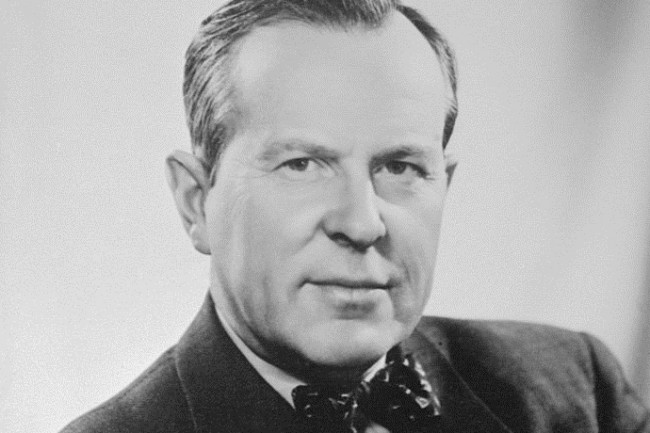 Lester Pearson, 14th Prime Minister of Canada (Photo 1957, www.wikipedia.org)