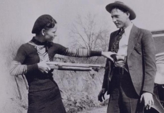 Bonnie and Clyde 1934 / www.wikipedia.org