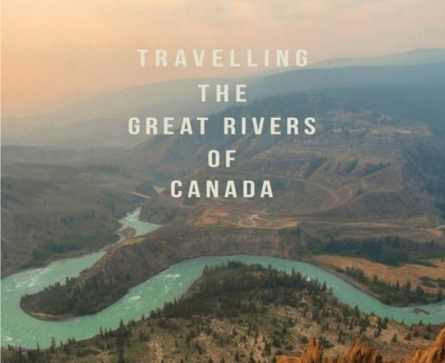 Original Highways: Travelling the Great Rivers of Canada - By Roy MacGregor