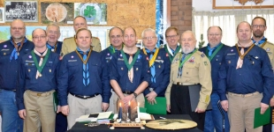 Scouts Canada recognizes Kalev and Lembitu leaders with Outstanding Recognition Awards