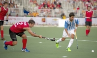 PHOTOS - Pan Am Field Hockey GOLD MEDAL