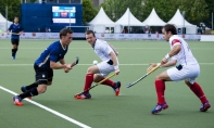 PHOTOS - Pan Am Men's Field Hockey semi-final