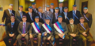 The 105th anniversary of the Estonian fraternity Korp! Sakala