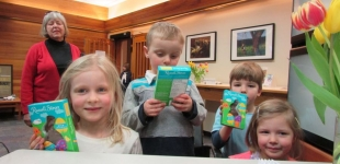 Estonian Credit Union's 'Easter Egg Hunt' - PHOTO GALLERY!
