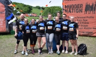 Estonian Mudaravi Tough Mudder'i jooksul Vermondis