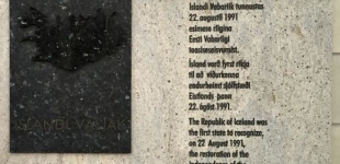 mbl.is: 25 years ago today: Iceland recognises Estonia and Latvia