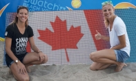 PHOTOS - Swatch Beach Volleyball FIVB world tour FINALS in Toronto