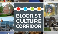 The Bloor St. Culture Corridor the first officially designated Toronto cultural corridor created by the cultural community