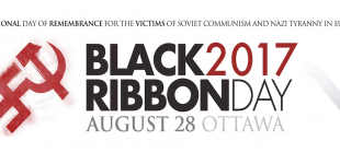 BLACK RIBBON DAY 2017 OTTAWA, AUGUST 28, 2017, 7:00PM