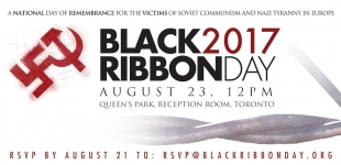 BLACK RIBBON DAY 2017 TORONTO, AUGUST 23, 2017, 12pm QUEEN'S PARK