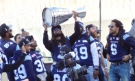 PHOTOS - Toronto Argonauts Receive The Grey Cup