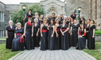 ORIANA Women's Choir Honours Estonia's Beloved Choral Composer