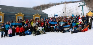 East Coast ESTO Ski Weekend 2017