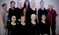 Kalev Estienne's senior Aesthetic Group Gymnastics team going to Pan American Tournament