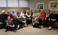 Tartu College Book Club guest author