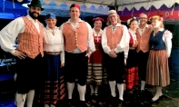 Pillerkaar performed at Octoberfest Festival in Virginia