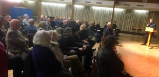Estonian Centre Project Update - April 4 community information session wraps up on a positive note with results from fund-raising feasibility study