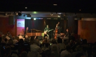 FOTOD - EMW:  Kadri Voorand Quartet, Elizabeth Shepherd and Kaili Kinnon HUGH'S ROOM LIVE'is