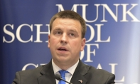 FOTOD - Jüri Ratas esines Munk School of Global Affairs'is