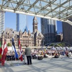 PHOTO GALLERY - Baltic 100 Celebration at Nathan Phillips Square