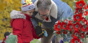 FOTOD - Remembrance Day 2018 Port Credit'is