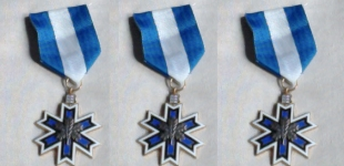 Täida EKN'i teenetemärgi vorm 2020 - Fill the EKN Medal of Honour Nomination form 2020