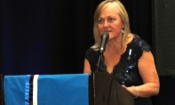 Lia Hess' speech at Estonia's 100th anniversary in Hamilton