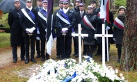 Funeral ceremony of Roman and Vaiki Toi