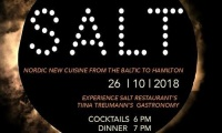 SALT Dinner tickets