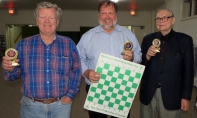 Martin Veltmann wins Toronto Estonian Chess Club Fall Chess Tournament