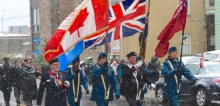 FOTOD - Port Credit Remembrance Day 2019
