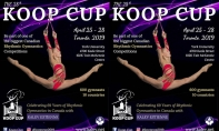 The 28th Koop Cup, the International Invitational Rhythmic Gymnastics and Aesthetic Group Gymnastics Competition