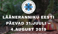 LEP 2019 Portland - West Coast Estonian Days: July 31- August 4, 2019