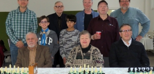 Jaak Järve wins Toronto Estonian Chess Club Spring Chess Tournament