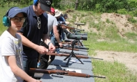 Ribbon Cutting and Fireworks Open Seedrioru Shooting Range