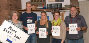 Learn to speak Estonian – classes for adults