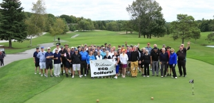 PHOTOS - Report on the 23rd EGO GOLF TOURNAMENT
