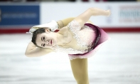 PHOTOS - Canadian Tire National Skating Championship finals - the women's singles event won by Emily Bausback