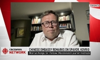 VIDEO - Marcus Kolga CBC News - On China, Meng, Kovrig and Spavor