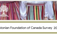 Estonian Foundation of Canada Survey 2020