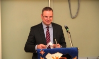 Thomas Heinsoo's remarks at the traditional consular New Year's levee
