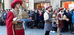 """Three Kings' Day"" in Firenze and Eesti"