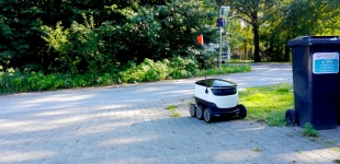 On the Market: Starship Technologies Delivery Robots