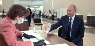 "The Russian vote – a gross abuse of ""participatory democracy"""
